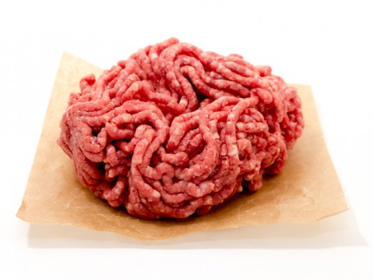 Extra Lean Ground Beef - 1lb-code 8080 image