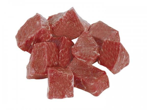 Steak Cubes - 454 gram package-code 631 image